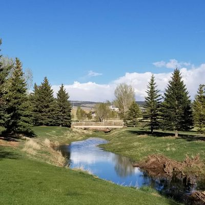 View from hole 18.