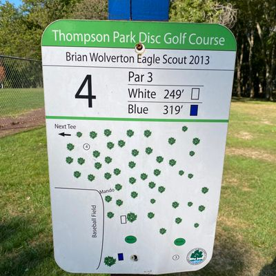 Map of Hole 4