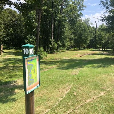 Fairway from Hole 10 red tee box