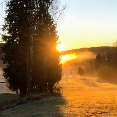 Sunrise at Krokhol #2 - January 12th 2020