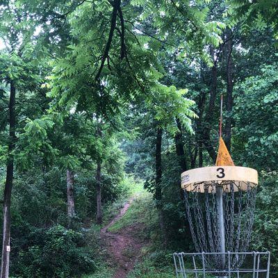 Hole 3 basket