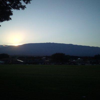 Haleakala sunrise start 🌄🌈