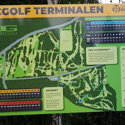 Course layouts board