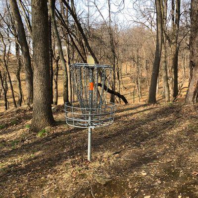 Hole 4 Basket