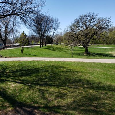 Picture of hole 3 from 4s teepad