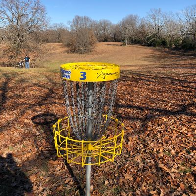 Basket hole #3