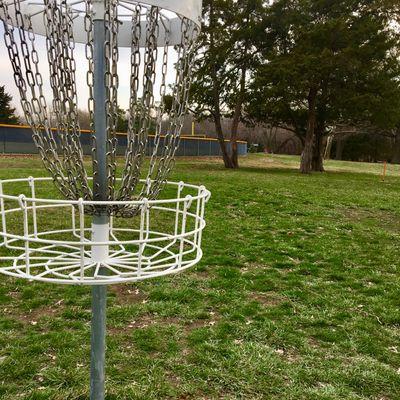 Hole 1 Basket to Tee