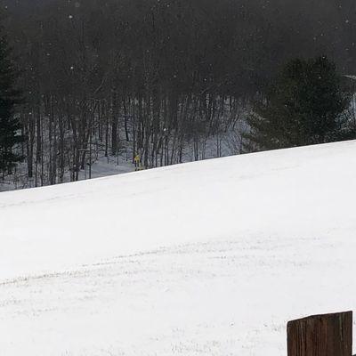 View of fairway. 12-25-20