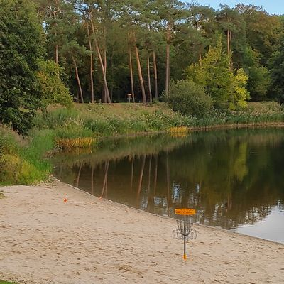 Waldschwimmbad temporary course