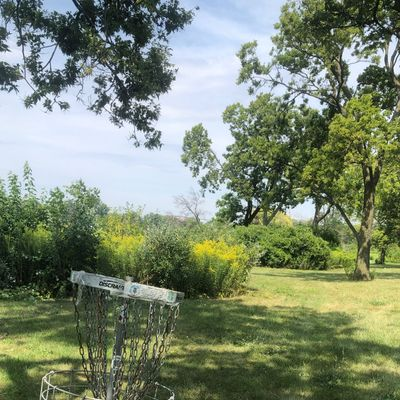 Hole 6 Looking North