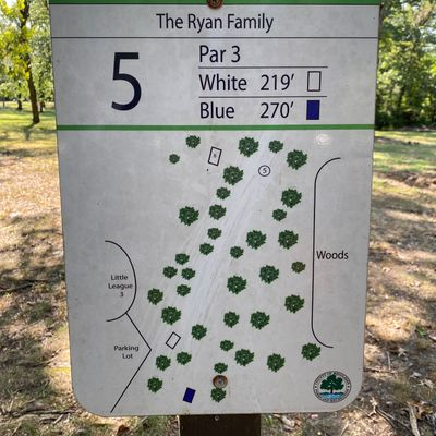 Map of Hole 5