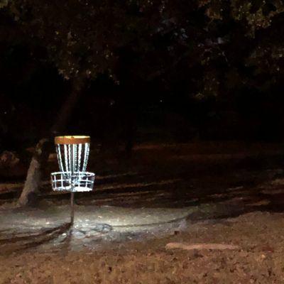 Night Golf.